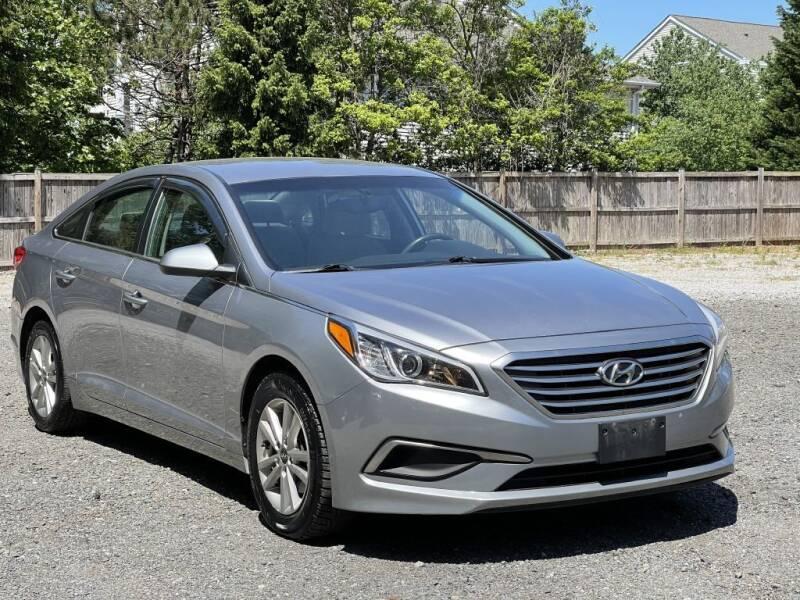 2016 Hyundai Sonata for sale at Prize Auto in Alexandria VA