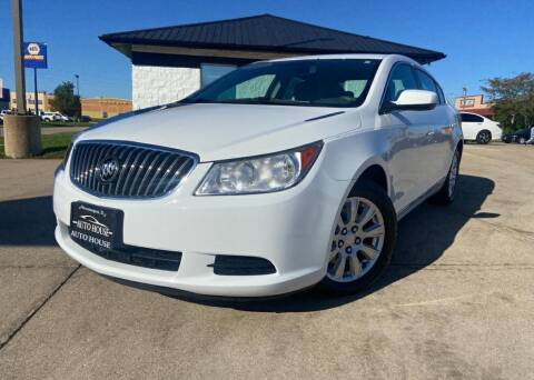 2013 Buick LaCrosse for sale at Auto House of Bloomington in Bloomington IL