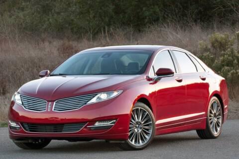 2013 Lincoln MKZ for sale at Diamond Automobile Exchange in Woodbridge VA