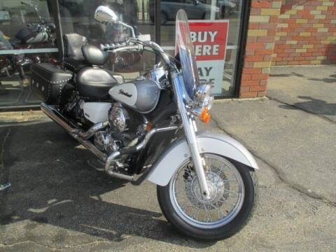 2006 Honda vt750c6 for sale at MERROW WHOLESALE AUTO in Manchester NH
