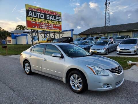 2012 Nissan Altima for sale at Mox Motors in Port Charlotte FL