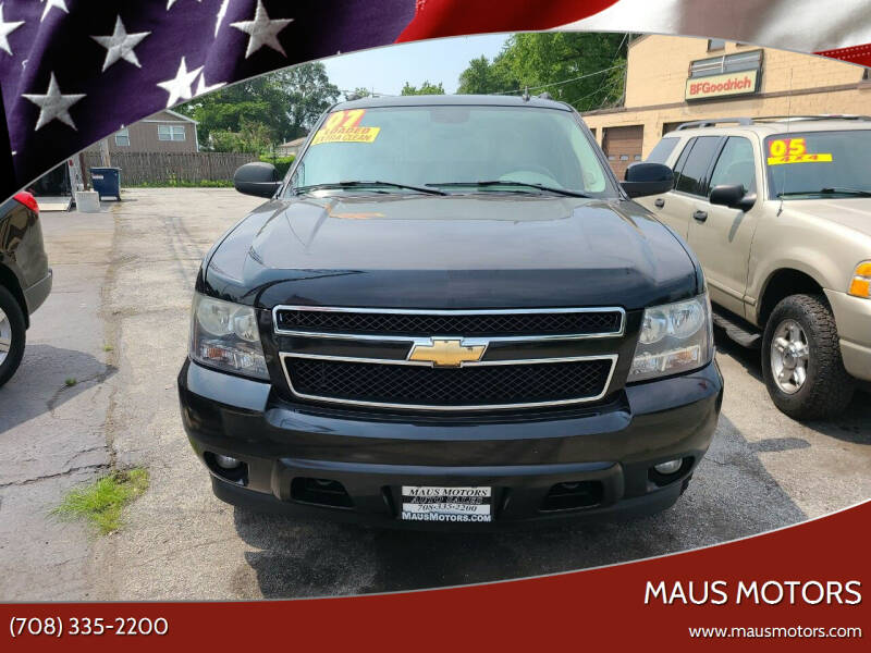 2007 Chevrolet Avalanche for sale at MAUS MOTORS in Hazel Crest IL