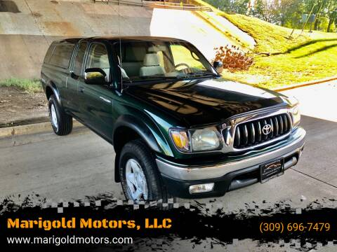 2002 Toyota Tacoma for sale at Marigold Motors, LLC in Pekin IL