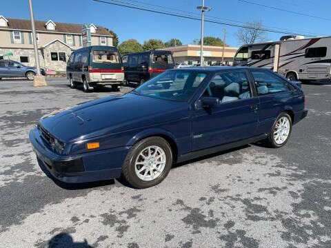 1988 Isuzu Impulse for sale at M4 Motorsports in Kutztown PA