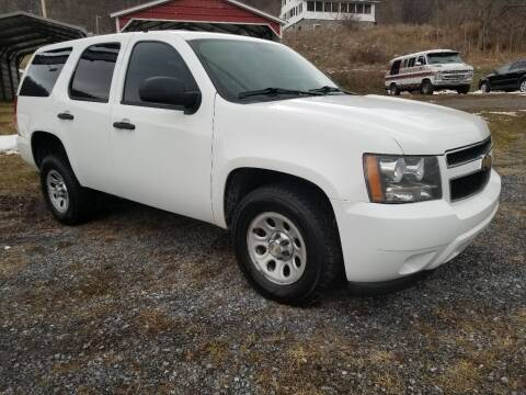 2011 Chevrolet Tahoe for sale at Mackeys Autobarn in Bedford PA