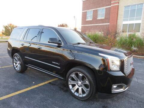 2015 GMC Yukon for sale at Import Exchange in Mokena IL