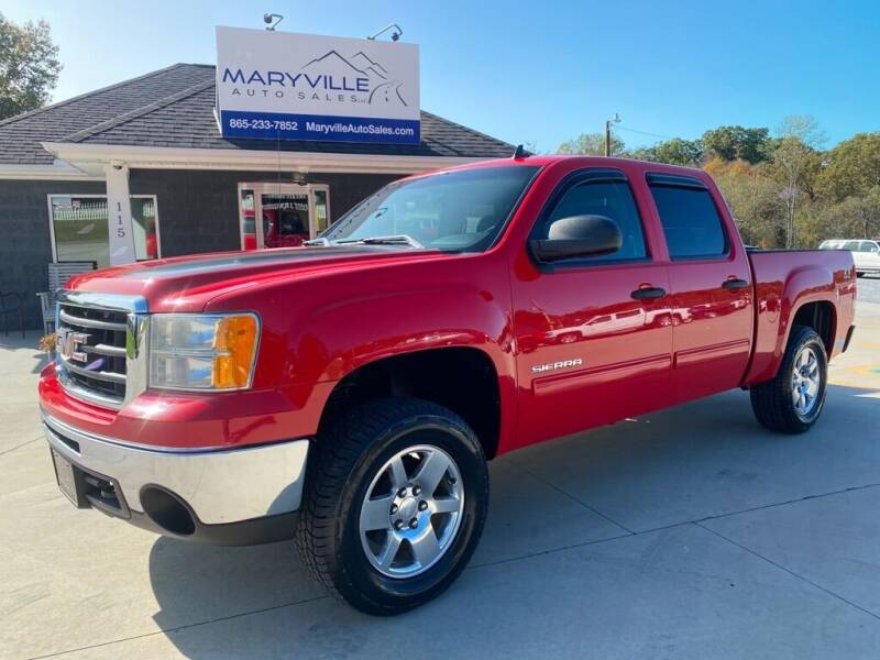 2011 GMC Sierra 1500 for sale at Maryville Auto Sales in Maryville TN