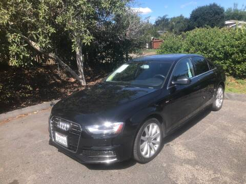 2014 Audi A4 for sale at North Coast Auto Group in Fallbrook CA