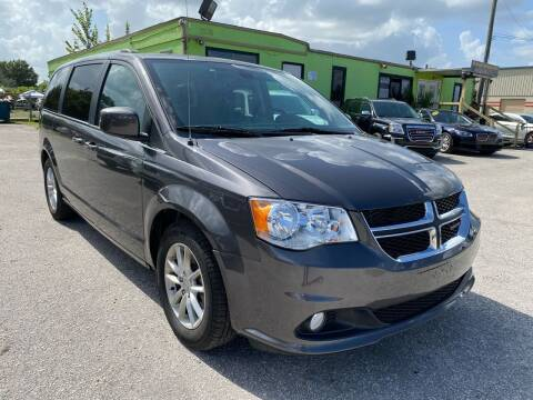 2019 Dodge Grand Caravan for sale at Marvin Motors in Kissimmee FL