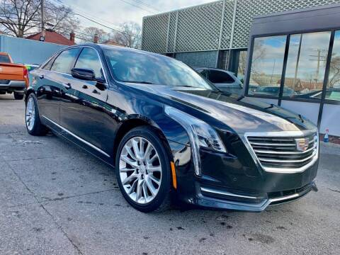 2017 Cadillac CT6 for sale at Gus's Used Auto Sales in Detroit MI