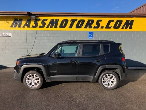 2017 Jeep Renegade for sale at M.A.S.S. Motors - Fairview in Boise ID