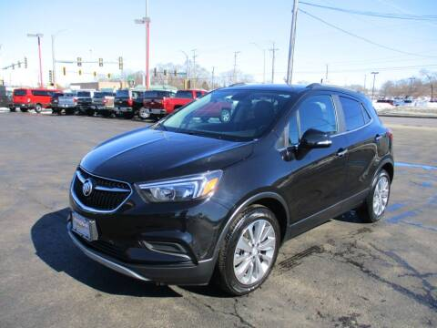 2019 Buick Encore for sale at Windsor Auto Sales in Loves Park IL