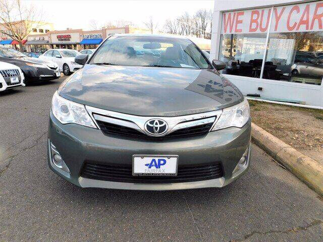 2014 Toyota Camry for sale at AP Fairfax in Fairfax VA