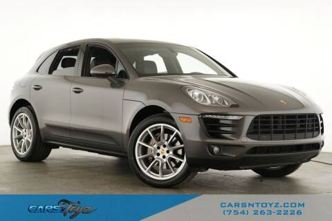 2016 Porsche Macan for sale at JumboAutoGroup.com - Carsntoyz.com in Hollywood FL