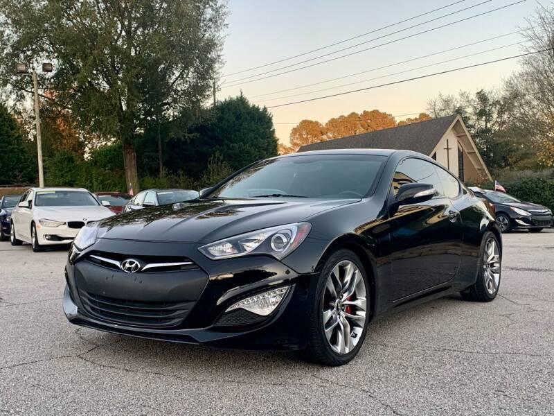 2016 Hyundai Genesis Coupe for sale at GR Motor Company in Garner NC