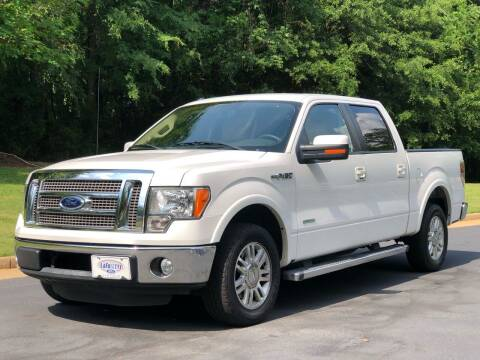 2012 Ford F-150 for sale at Top Notch Luxury Motors in Decatur GA