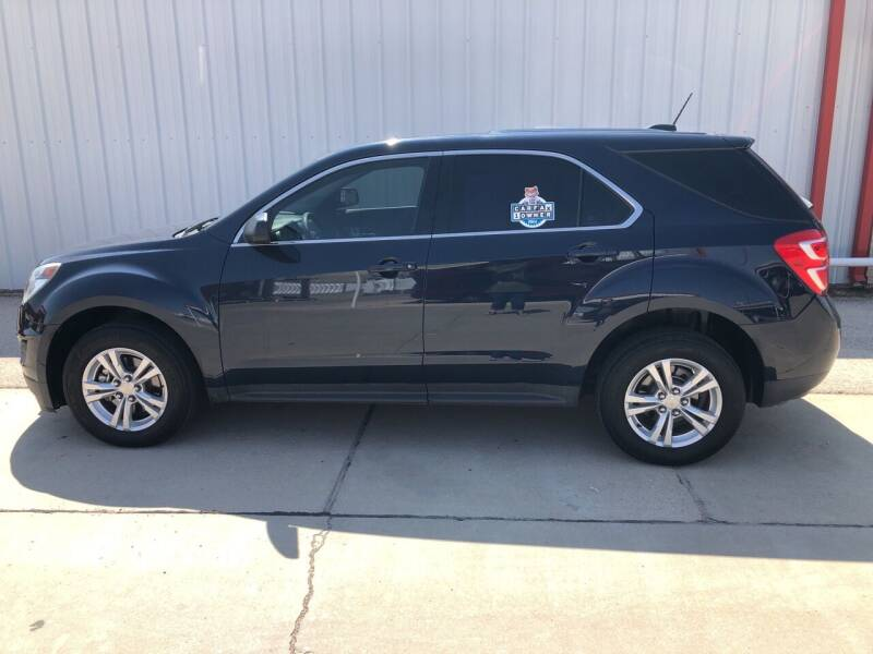2016 Chevrolet Equinox for sale at WESTERN MOTOR COMPANY in Hobbs NM