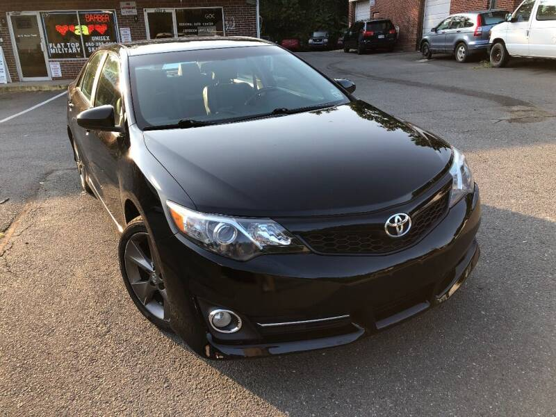 2012 Toyota Camry for sale at REGIONAL AUTO CENTER in Stafford VA