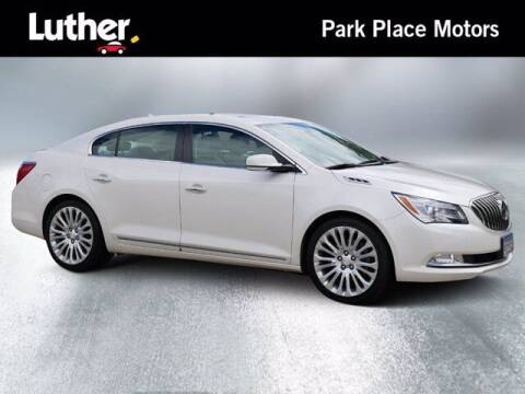 2014 Buick LaCrosse for sale at Park Place Motor Cars in Rochester MN