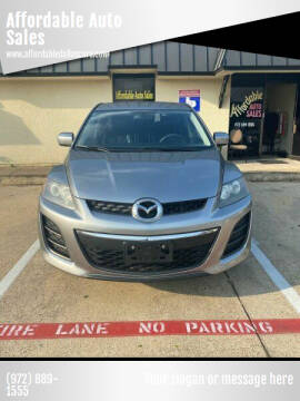2011 Mazda CX-7 for sale at Affordable Auto Sales in Dallas TX