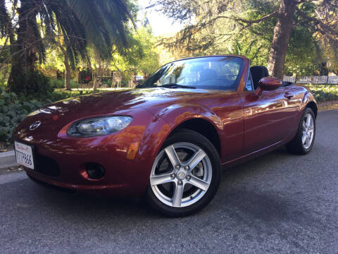 2006 Mazda MX-5 Miata for sale at Valley Coach Co Sales & Lsng in Van Nuys CA