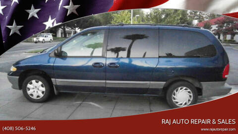 2000 Dodge Grand Caravan for sale at RAJ Auto Repair & Sales in San Jose CA