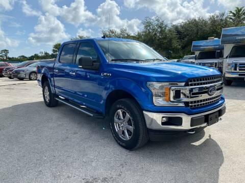 2020 Ford F-150 for sale at DELRAY AUTO MALL in Delray Beach FL