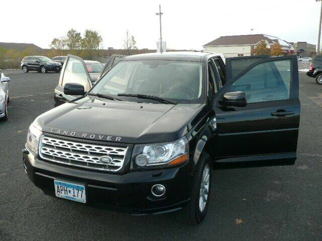 2013 Land Rover LR2 for sale at Prospect Auto Sales in Osseo MN