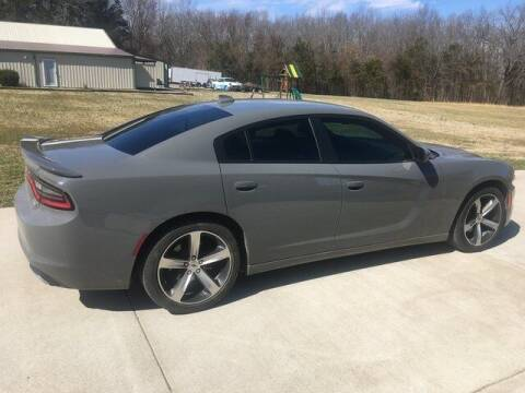 2017 Dodge Charger for sale at Tim Short Auto Mall in Corbin KY