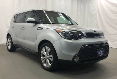 2016 Kia Soul for sale at Direct Auto Sales in Philadelphia PA