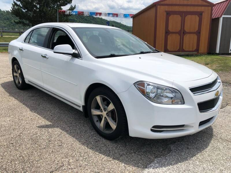2012 Chevrolet Malibu for sale at Edens Auto Ranch in Bellaire OH