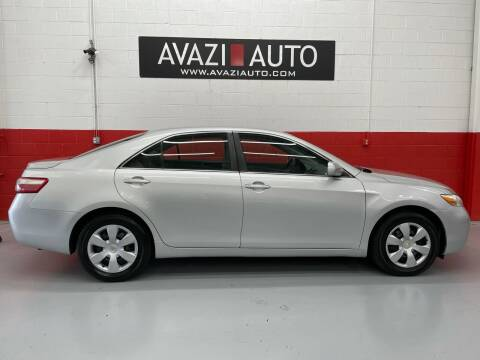 2009 Toyota Camry for sale at AVAZI AUTO GROUP LLC in Gaithersburg MD