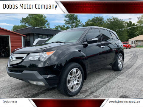 2009 Acura MDX for sale at Dobbs Motor Company in Springdale AR