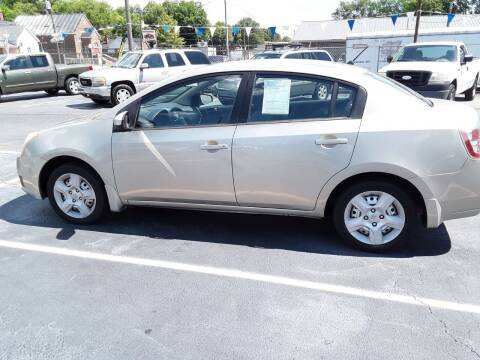 2007 Nissan Sentra for sale at A-1 Auto Sales in Anderson SC