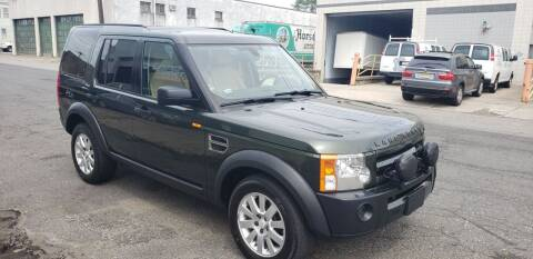 2005 Land Rover LR3 for sale at O A Auto Sale in Paterson NJ