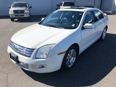 2008 Ford Fusion for sale at TacomaAutoLoans.com in Tacoma WA