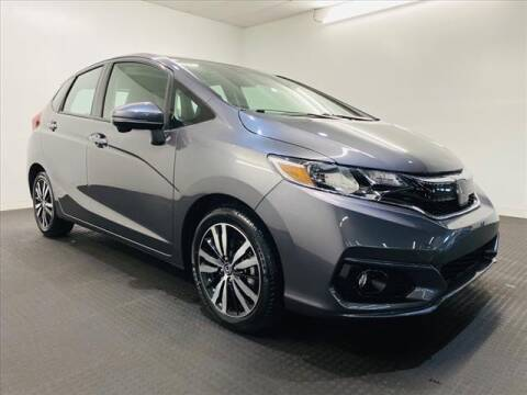 2020 Honda Fit for sale at Champagne Motor Car Company in Willimantic CT