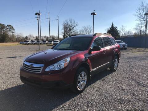 2011 Subaru Outback for sale at ES Motors-DAGSBORO location - Dover in Dover DE