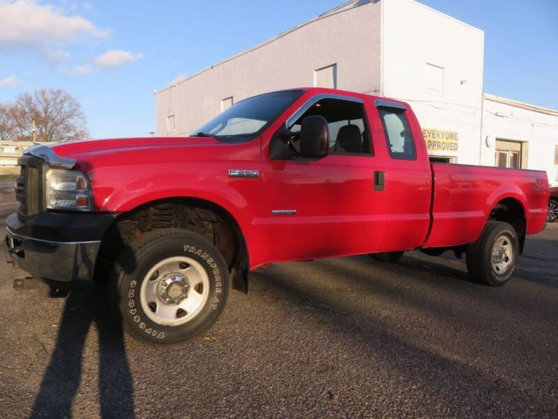 2007 Ford F-250 Super Duty for sale at US Auto in Pennsauken NJ