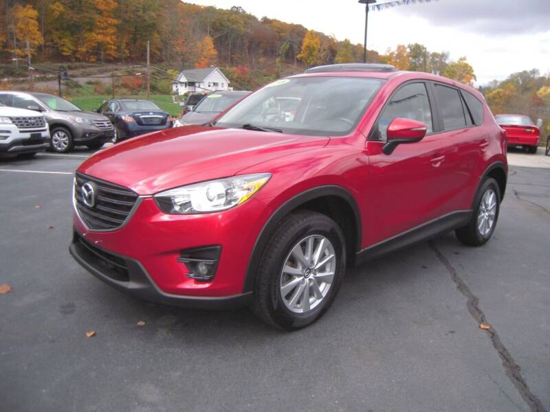 2016 Mazda CX-5 for sale at 1-2-3 AUTO SALES, LLC in Branchville NJ