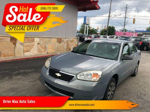 2007 Chevrolet Malibu for sale at Drive Max Auto Sales in Warren MI