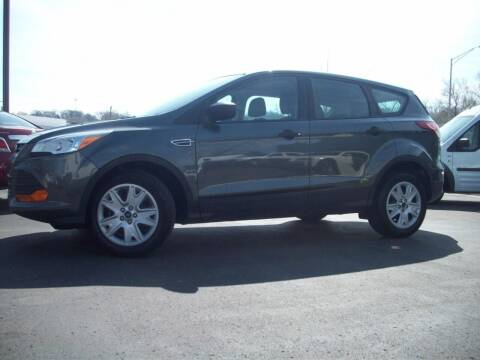 2016 Ford Escape for sale at Whitney Motor CO in Merriam KS