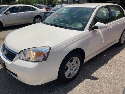 2007 Chevrolet Malibu for sale at Two Rivers Auto Sales Corp. in South Bend IN