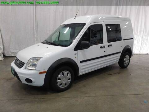2010 Ford Transit Connect for sale at Green Light Auto Sales LLC in Bethany CT