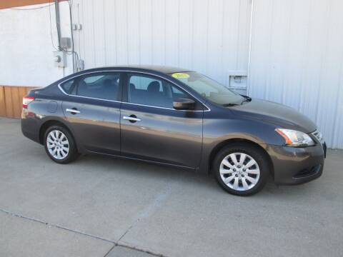 2013 Nissan Sentra for sale at Parkway Motors in Osage Beach MO