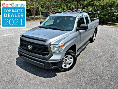 2015 Toyota Tundra for sale at Brothers Auto Sales of Conway in Conway SC
