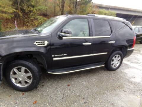 2007 Cadillac Escalade for sale at West End Auto Sales LLC in Richmond VA