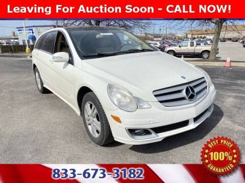 2009 Mercedes-Benz R-Class for sale at Glenbrook Dodge Chrysler Jeep Ram and Fiat in Fort Wayne IN