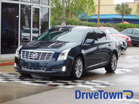 2013 Cadillac XTS for sale at DriveTown in Houston TX