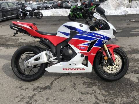 2013 Honda CBR600RR for sale at All Star Auto  Cycle in Marlborough MA